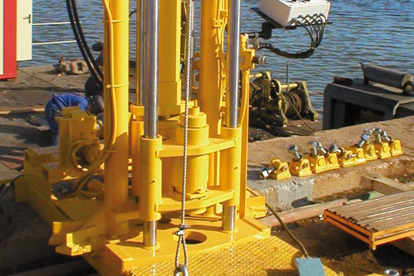 CPT System IG 250 kN offshore/onshore R&D Project